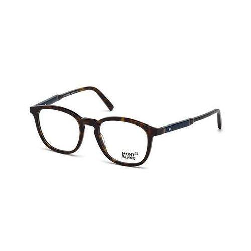 Okulary korekcyjne mb0639 052 Mont blanc
