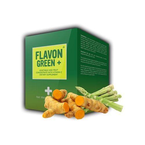Kapsułki Flavon green Plus