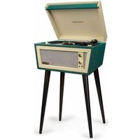 Crosley gramofon Sterling, zielony