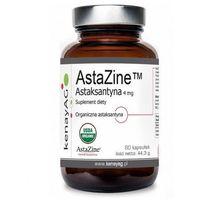 Kapsułki BIO AstaZine - Astaksantyna 12 mg (60 kaps.) Beijing Gingko Group