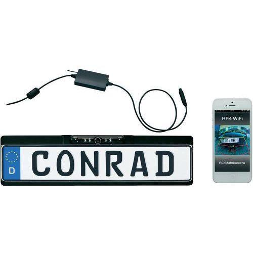 Dnt Bezprzewodowy system wideo cofania  wifi z rfk aplikacją na smartfon