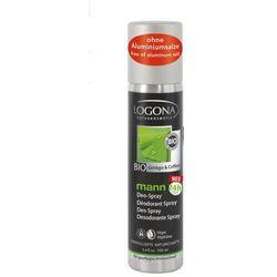 Dezodoranty dla mężczyzn LOGONA
