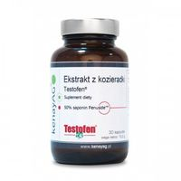 Ekstrakt z kozieradki Testofen® (30 kapsułek) - suplement diety (5900672152869)