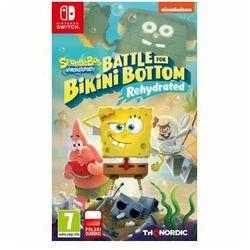 Spongebob SquarePants: Battle for Bikini Bottom – Rehydrated NSWITCH