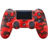 Kontroler SONY DualShock 4 V2 Camo Czerwono-czarny