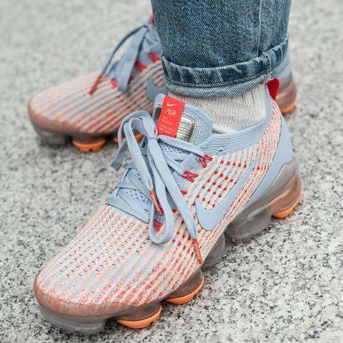 Buty sportowe damskie Nike Air VaporMax Flyknit 3 (AJ6910-400), kolor wielokolorowy