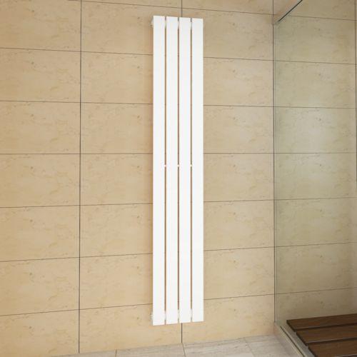 panel grzewczy, kaloryfer biały 311 x 1800 mm marki Vidaxl
