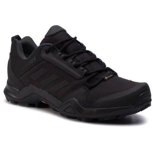 Buty adidas - Terrex Zx3 Gtx GORE-TEX BC0516 Cblack/Cblack/Carbon, kolor czarny