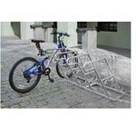 Stojak dla rowerów ohio arizona z podporami na ramę 1-stronny marki Eco-market.pl