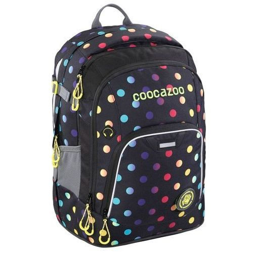 Coocazoo plecak szkolny rayday, magic polka (4047443379276)