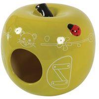 ZOLUX Domek Ceramiczny Jabłko Seledynowy- RÓB ZAKUPY I ZBIERAJ PUNKTY PAYBACK - DARMOWA WYSYŁKA OD 99 ZŁ