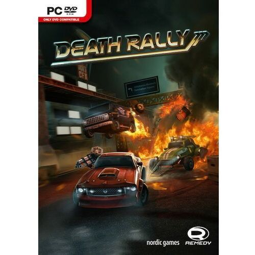Nordic games Death rally - k00389- zamów do 16:00, wysyłka kurierem tego samego dnia!