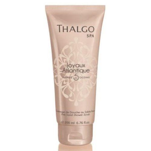 Thalgo JOYAUX ARCTIQUE PINK SAND SHOWER SCRUB Peelingujący żel pod prysznic z różowym piaskiem (VT18008) - Najlepsza oferta