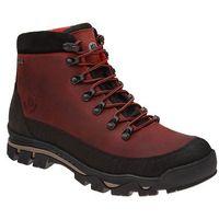 Trzewiki trekkingowe BADURA 4618-257 Czerwone SympaTex - Czerwony || Bordowy