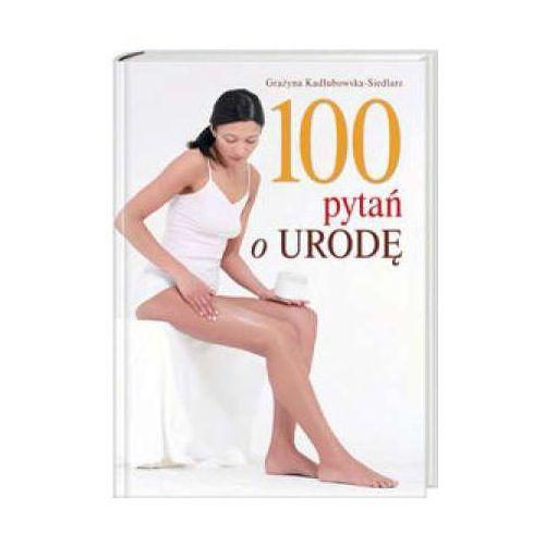 100 pytań o urodę, oprawa twarda