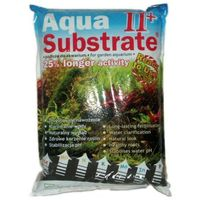 substrate ii+ podłoże do akwarium czarne 5.4kg marki Aqua art