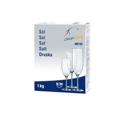 K&M Sól do zmywarek 1 kg (AK152) Darmowy odbiór w 21 miastach!, AK152