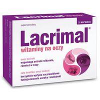 Kapsułki Lacrimal Witaminy na oczy x 30 kapsułek