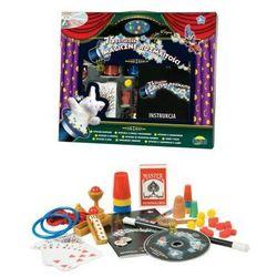 Zestaw młodego magika: 75 sztuczek + dvd!! marki Y. a. electric co., ltd.