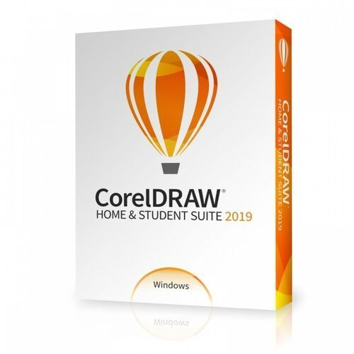 Corel Program draw home and student suite 2019 cz/pl