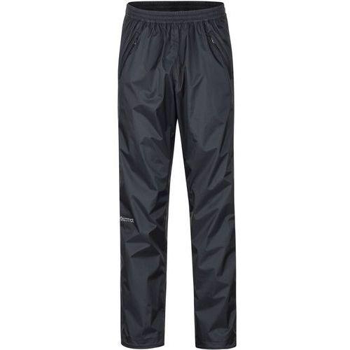 Marmot PreCip Eco Spodnie z zamkiem błyskawicznym Mężczyźni, black M 2020 Spodnie i jeansy (0889169478482)