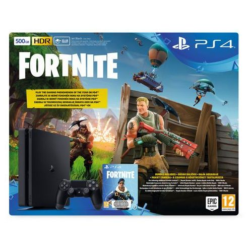 Konsola Sony Playstation 4 500GB