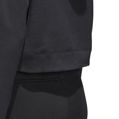 Bluza z kapturem Cropped CY4766, bawełna (adidas) sklep
