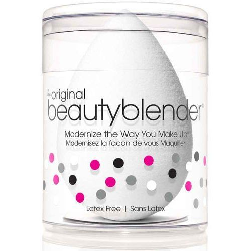 Beauty blender white - gąbka do makijażu