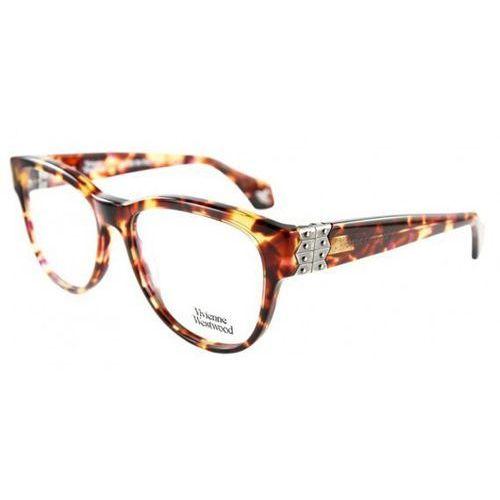 Okulary korekcyjne vw 339 02 Vivienne westwood