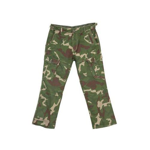 Graff Spodnie myśliwskie 710-c camo