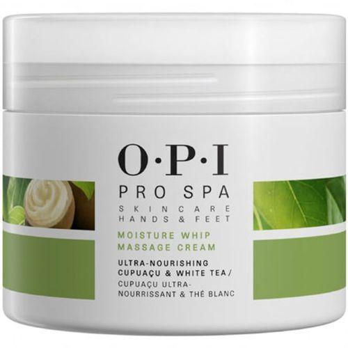 Pro spa moisture whip massage cream nawilżający krem do masażu dłoni i stóp (236 g.) Opi - Świetny upust