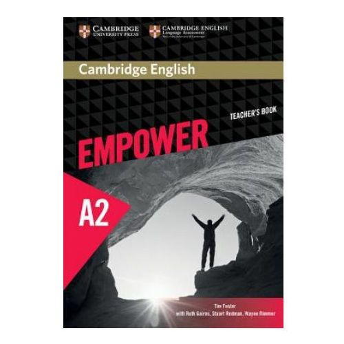Cambridge English Empower Elementary Teacher's Book (288 str.)