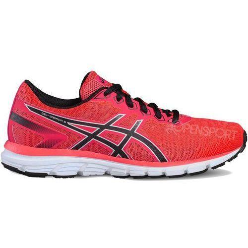 Damskie buty do biegania zaraca 5 t6g8n-2090 koral neon 39 Asics