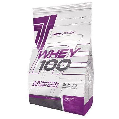 whey 100 - 2275g - chocolate sesame marki Trec