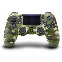 ps4 dualshock 4 green cammo v2, (p  marki Sony
