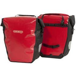 Ortlieb O-f500101 sakwy tylne back-roller city czerwone 40l logo bikeman