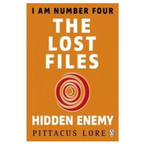 I Am Number Four: The Lost Files: Hidden Enemy, oprawa miękka