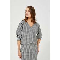 Bluza damska w kratkę 8F40AE Oferta ważna tylko do 2031-07-22