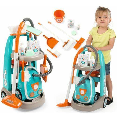 Wózek do sprzątania z odkurzaczem, GXP-666109