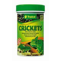TROPICAL Crickets 100ml - 100 (5900469111932)