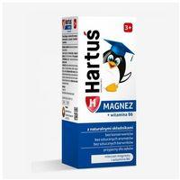 Hartuś magnez + witamina B6 120 ml