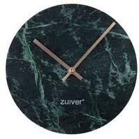 zegar marble time zielony 8500034 marki Zuiver