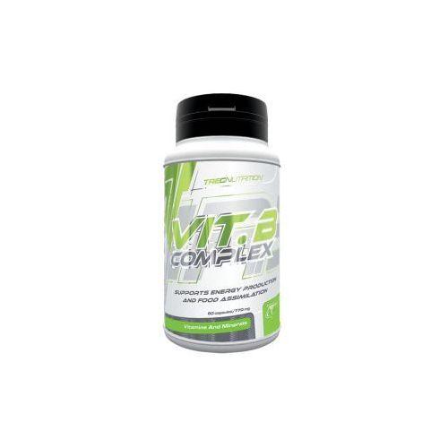 Trec Vitamin B Complex - 60 Kapsułek, 69-409