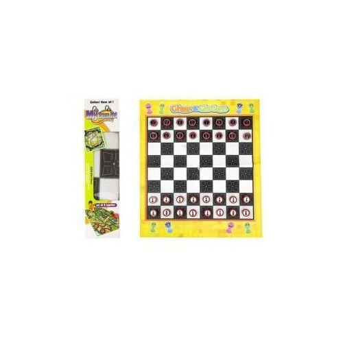 Mata dywan pokój dziecięcy szachy węże i drabiny marki Lean toys