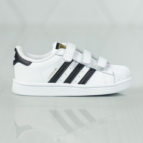 adidas Superstar CF I BZ0418, kolor biały
