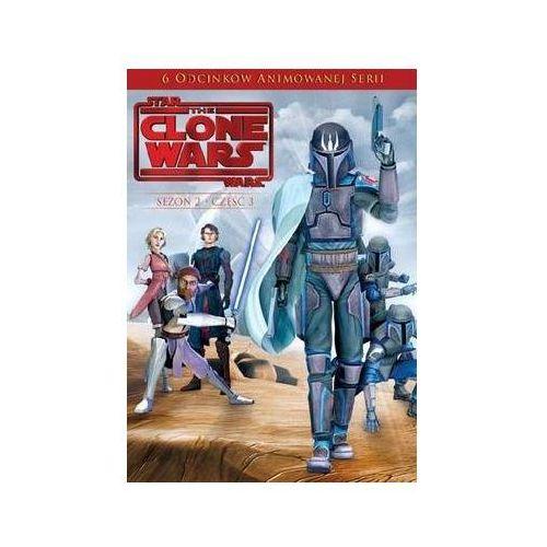 Warner bros. Star wars: wojny klonów (sezon 2, cz. 3)