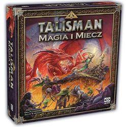 Gra talisman magia i miecz (druga edycja pl) + druga gra w koszyku 10% taniej!! marki Galakta