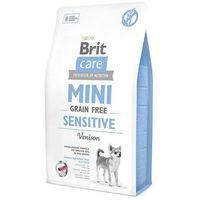 BRIT CARE Mini Grain Free Sensitive 2kg [dostawa od 8,59zł, Firma Rodzinna] (8595602520169)