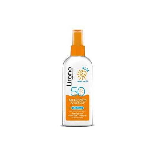 Mleczko ochronne dla dzieci spf 50 spray Lirene - Bardzo popularne