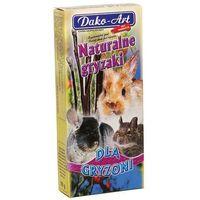 DAKO-ART Gryzaki naturalne dla gryzoni 90g (5906554353867)